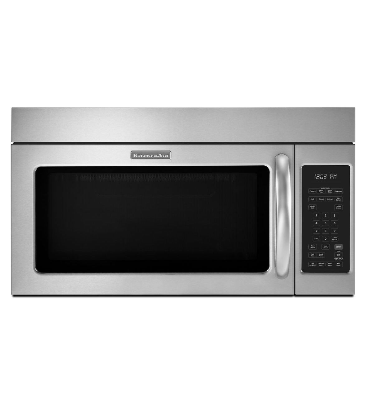 Kitchenaid 30 Quot Microwave Hood Combination Master