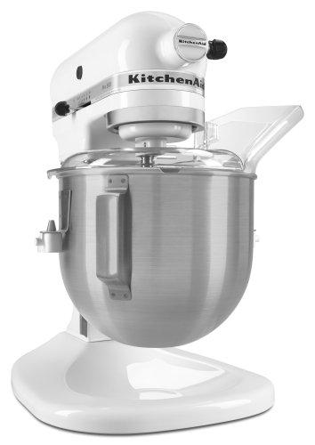 Kitchenaid White Pro 500 Series Bowl Lift Stand Mixer Master