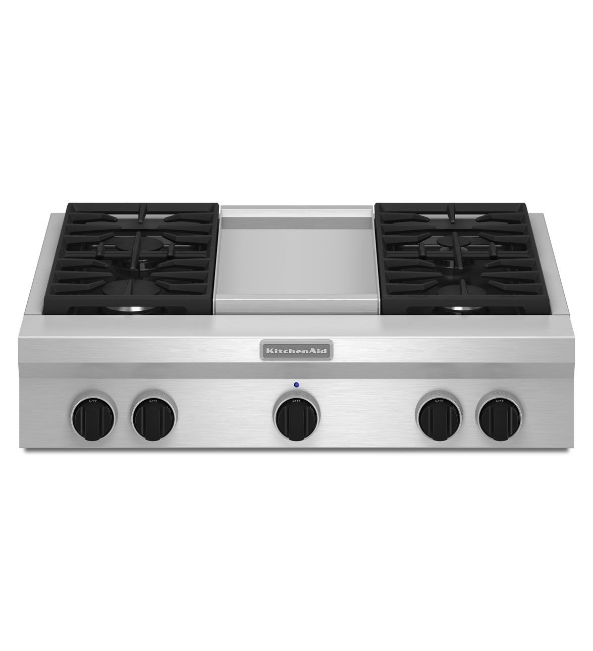 Kitchenaid 36 4 Burner Griddle Common Style Cooktop