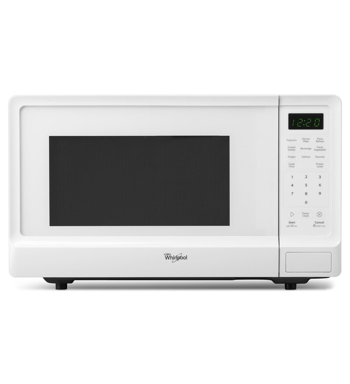 Whirlpool 1.1 CU FT Countertop Microwave - more colors - Master ...