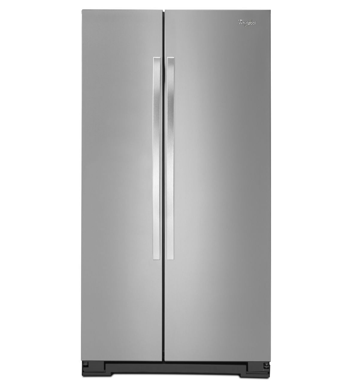 Whirlpool 36 Inch Wide Large Side By Side Refrigerator