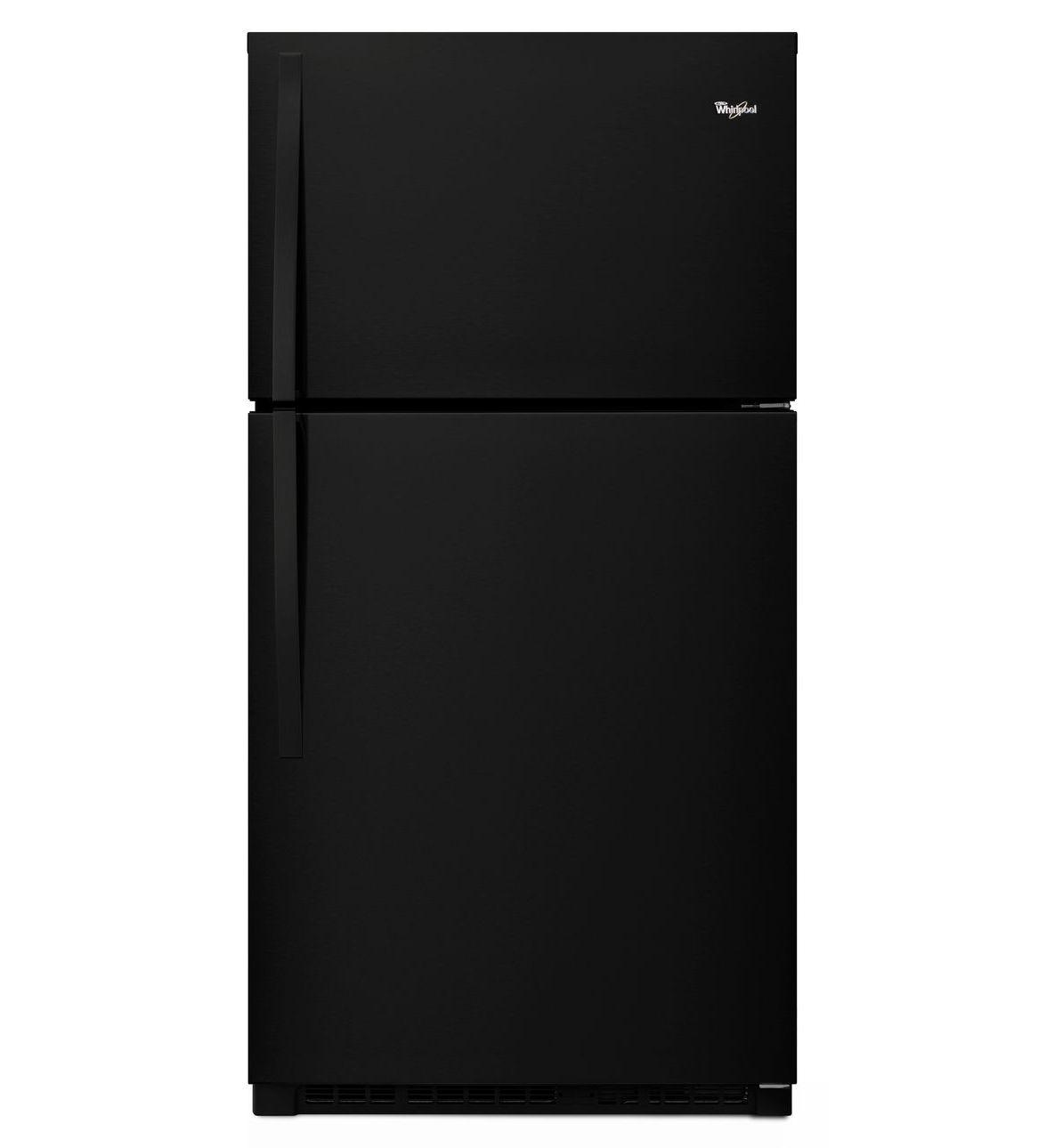 Whirlpool 33 Inch Wide Top Freezer Refrigerator More