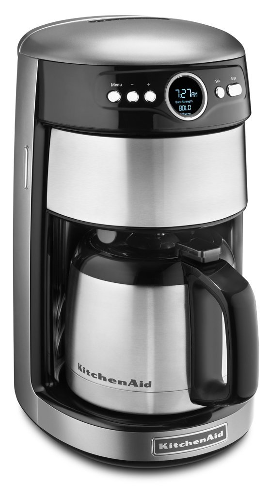Kitchenaid Coffee Maker ~ Kitchenaid cup thermal carafe coffee maker master