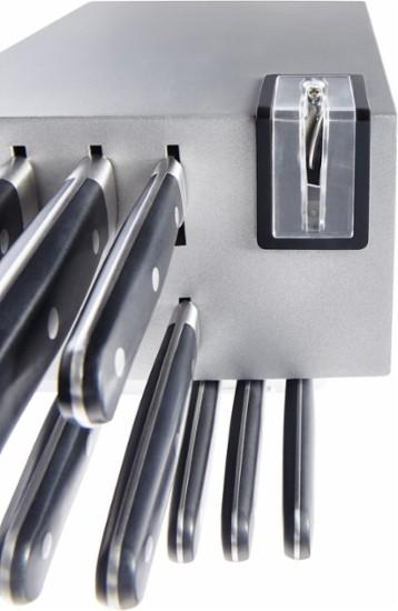 Kitchenaid Classic 14 Piece Knife Set Silver Master