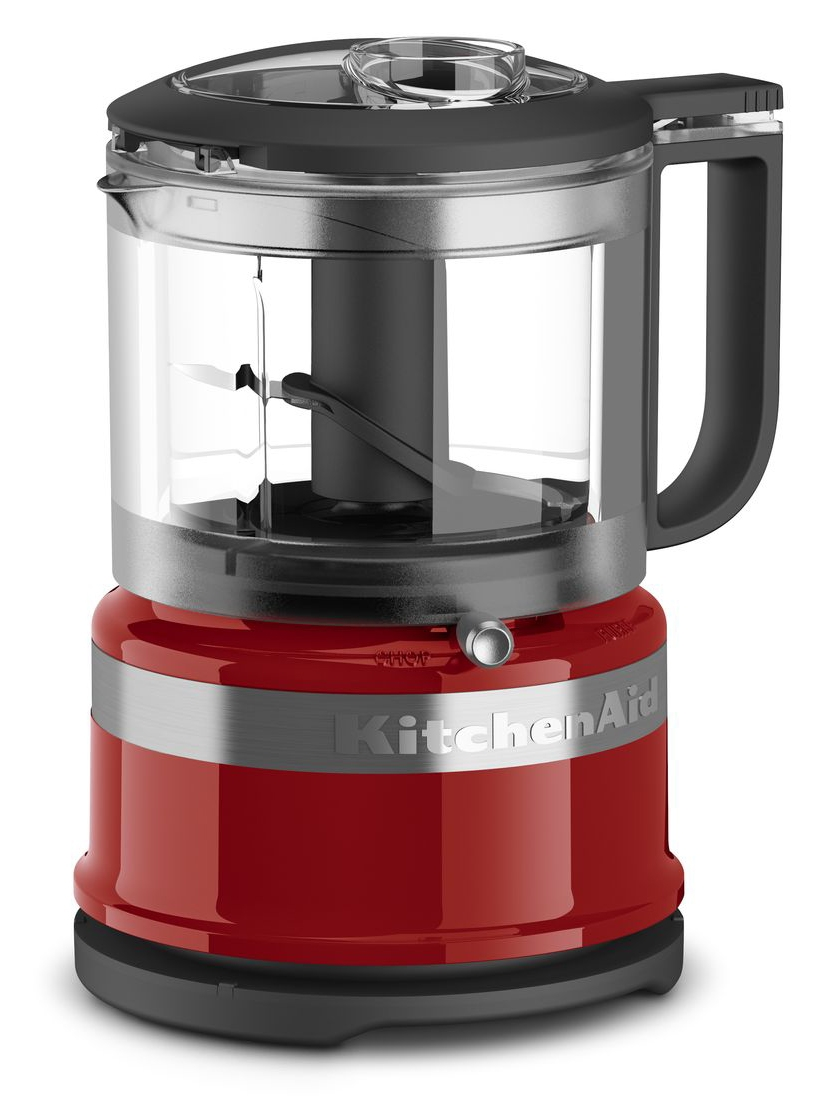 Kitchenaid Food Processor ~ Kitchenaid empire red cup mini food processor master