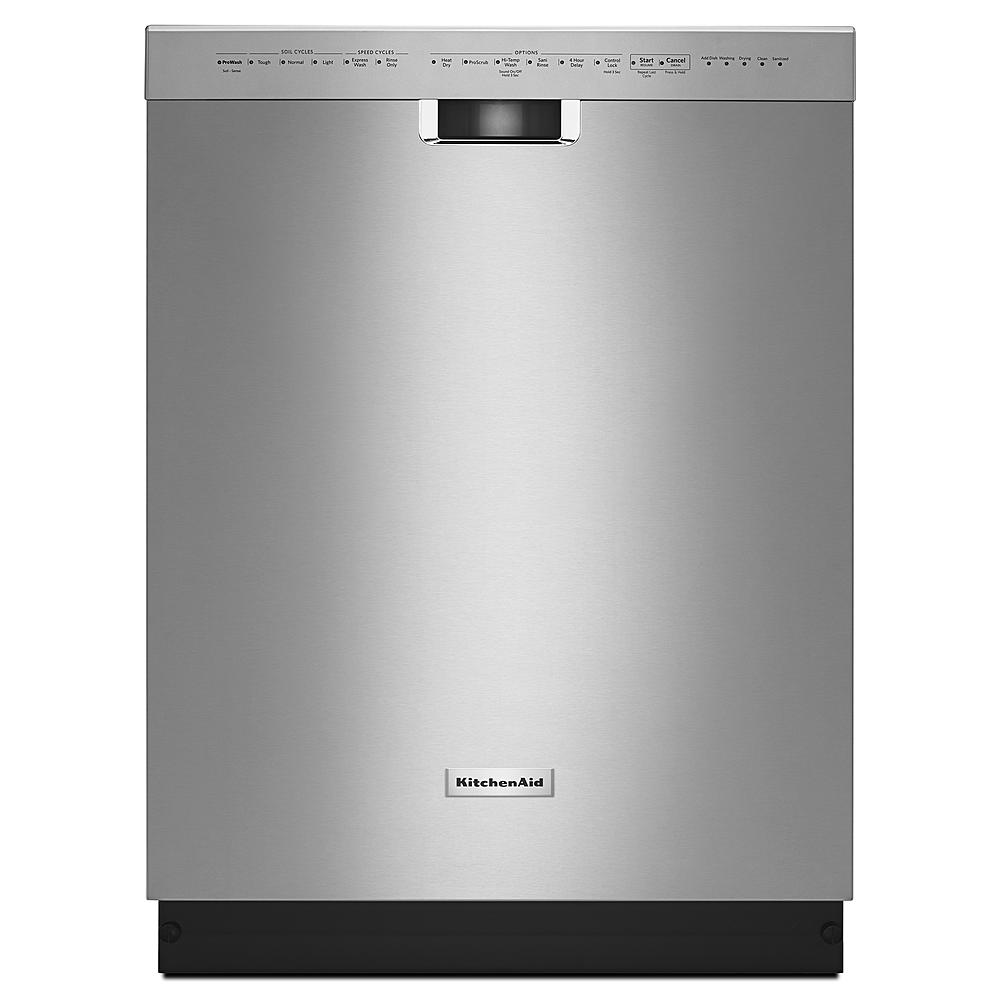 Kitchenaid 24 Quot Front Control Built In Dishwasher Master