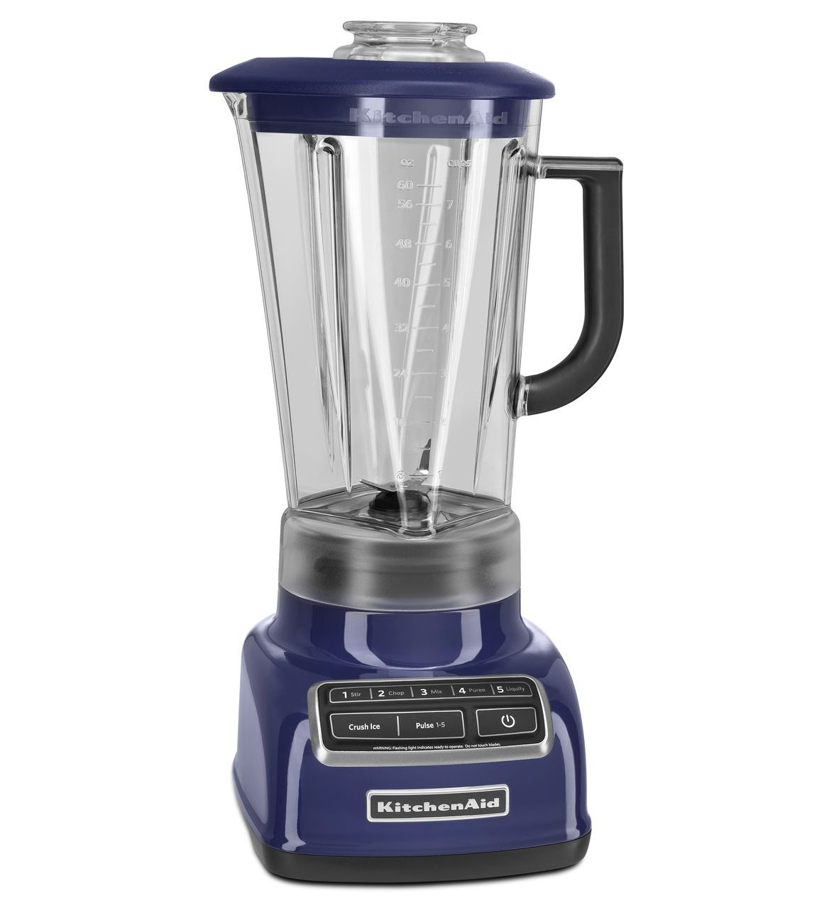 Kitchenaid Cobalt Blue 5 Speed Diamond Blender Master