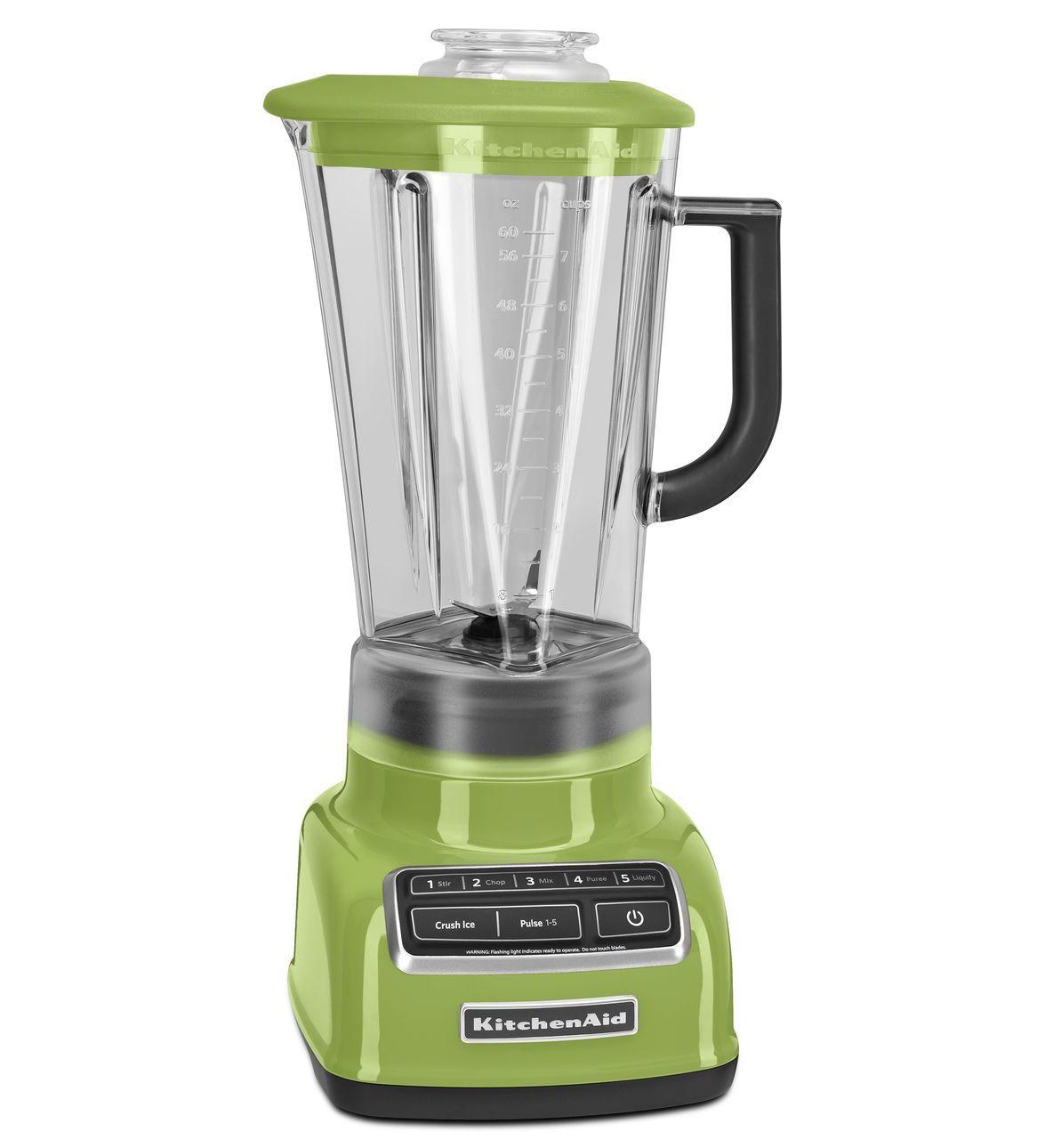 KitchenAid Green Apple 5-Speed Diamond Blender