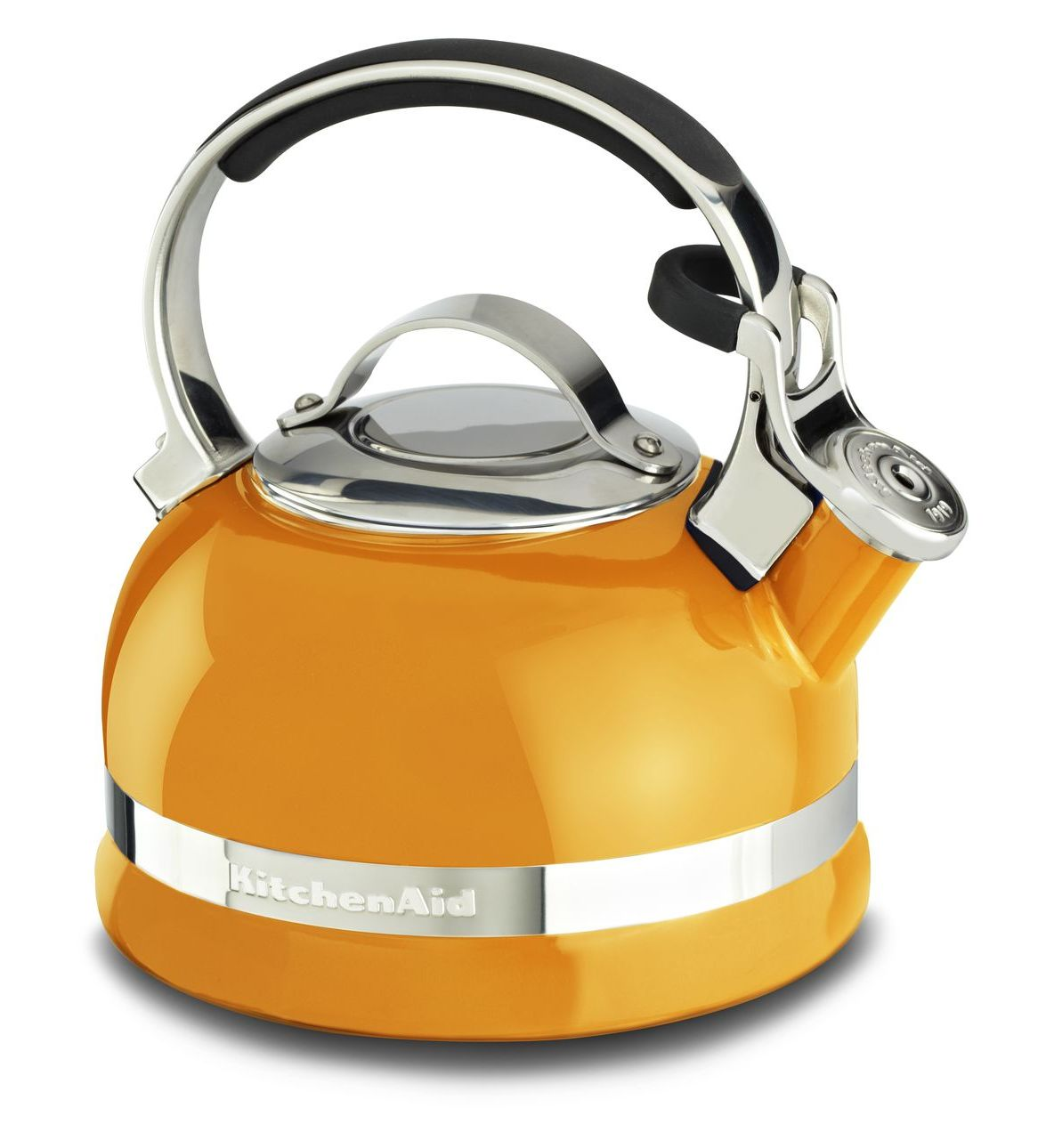 KitchenAid 2.0 Qt. Tea Kettle with Trim Band