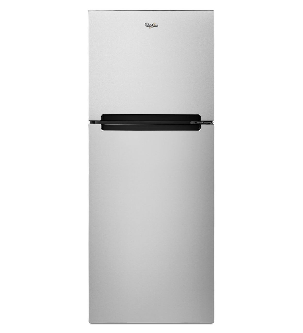 whirlpool 25 inches wide top freezer refrigerator more colors master technicians ltd. Black Bedroom Furniture Sets. Home Design Ideas