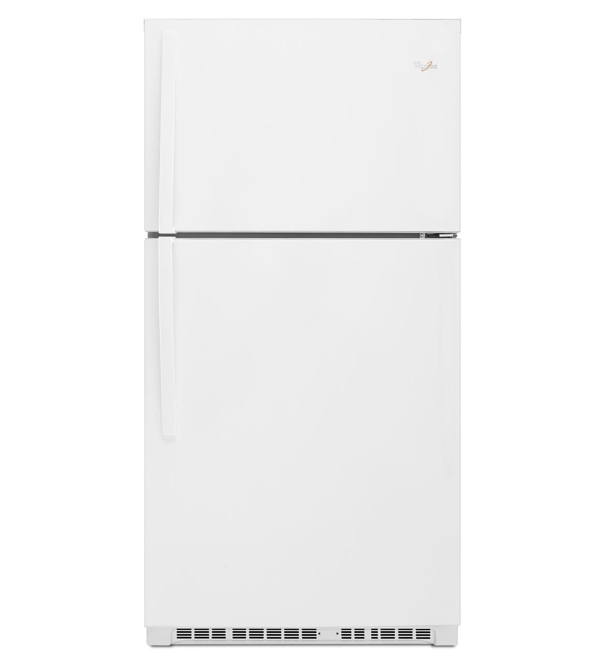 Whirlpool 33 Inch Wide Top Freezer Refrigerator More