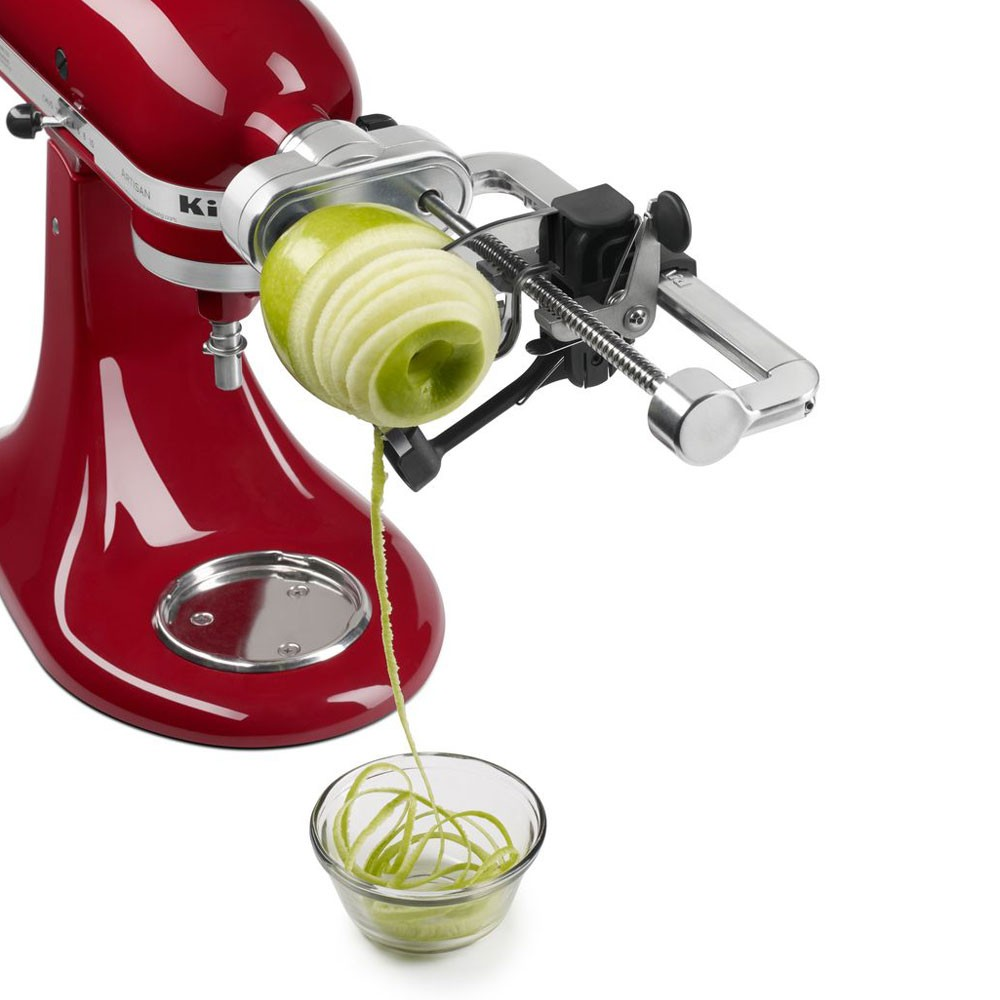 Kitchenaid 5 Blade Spiralizer With Peel Core And Slice