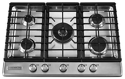 Kitchenaid 30 Gas Cooktop Master