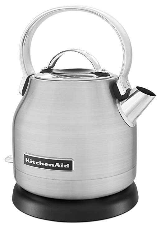 Kitchenaid 1 25 Liter Electric Kettle Brushed Stainless